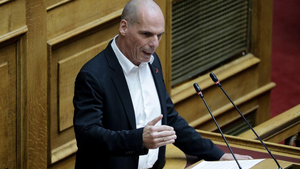 Γιάνης Βαρουφάκης: Καταθέσεις σε δολάριο σε ελβετικές τράπεζες