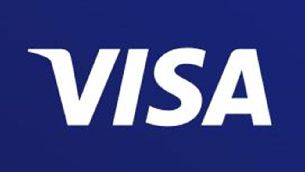 Υψηλότερα του αναμενομένου τα προσαρμοσμένα κέρδη της Visa στο δ' τρίμηνο χρήσης