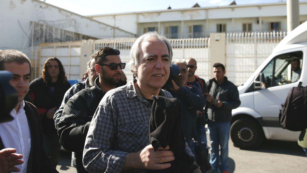 Η εισαγγελέας του Αρείου Πάγου ζητεί να αναιρεθεί το βούλευμα που απέρριψε την άδεια Κουφοντίνα