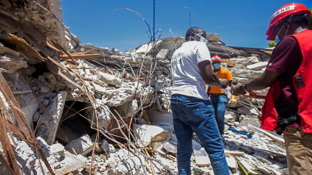 Αϊτή: Θυμός και απόγνωση στη χώρα, μία εβδομάδα μετά τον καταστροφικό σεισμό