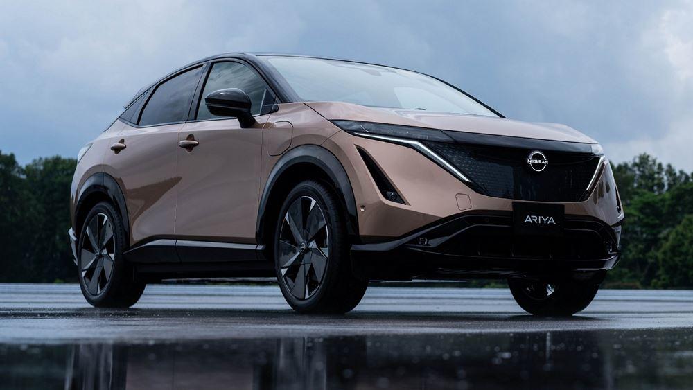 H Nissan δοκιμάζει το ηλεκτρικό Ariya σε πραγματικές συνθήκες