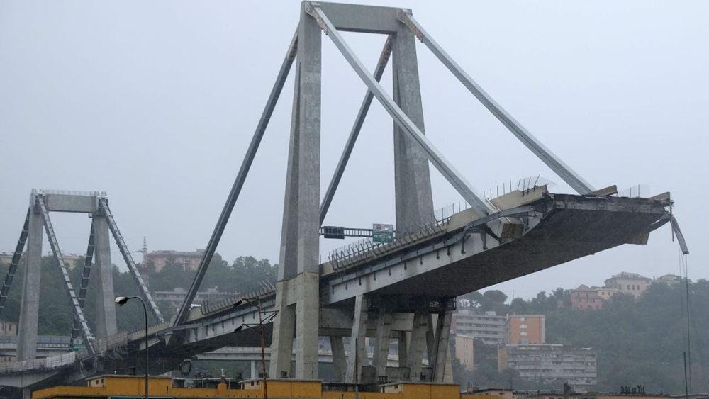Γένοβα: Ποιος ευθύνεται για τους ελλιπείς ελέγχους στη γέφυρα