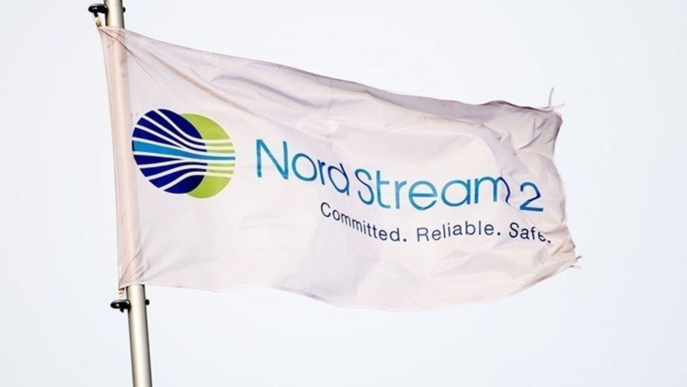 ΗΠΑ: Προς άρση κυρώσεων στη διαχειρίστρια εταιρεία του αγωγού Nord Stream 2