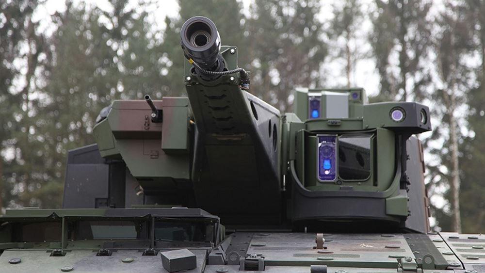 Rheinmetall: Αύξηση εσόδων και κερδών στο τρίμηνο