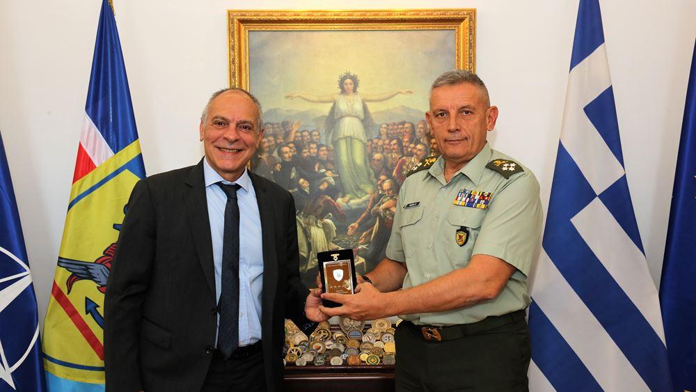 Μονάδες των Ειδικών Επιχειρήσεων και Ειδικών Δυνάμεων επισκέφθηκε ο αρχηγός ΓΕΕΘΑ