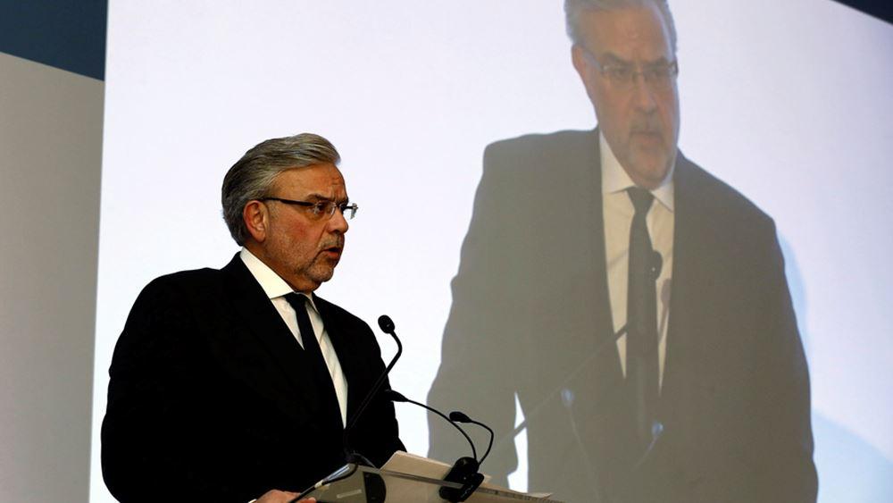 """Τρ. Πειραιώς: Οι δράσεις για πρόσθετο κεφαλαιακό """"μαξιλάρι"""" 1 δισ. ευρώ"""