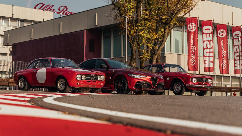 Οι δημιουργοί της Alfa Romeo GTA μιλούν για την αναγέννησή της