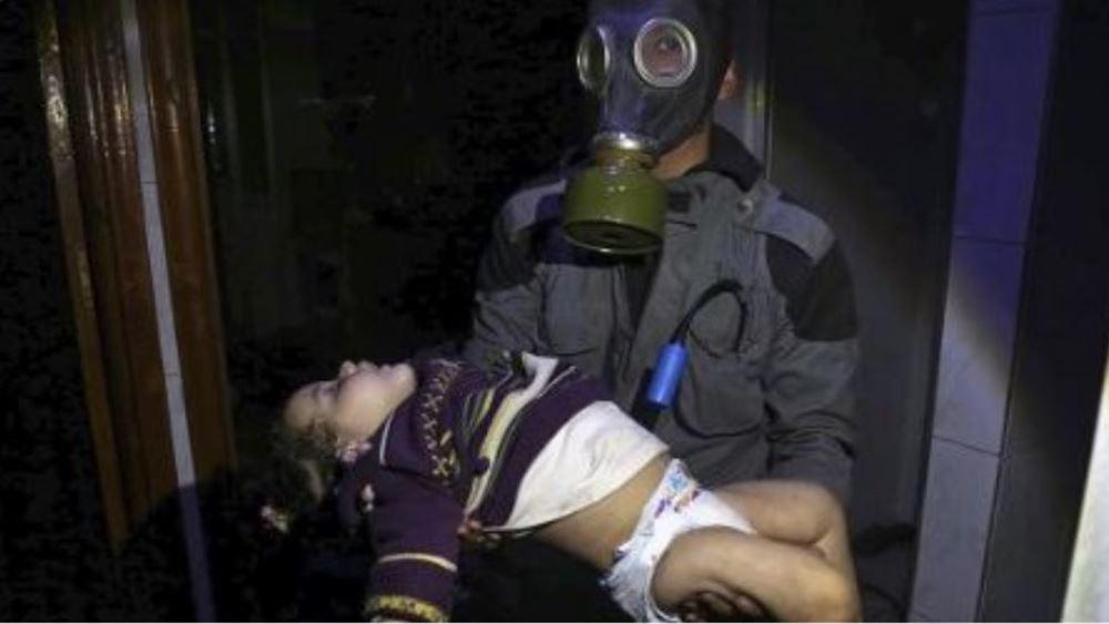 """ΥΠΕΞ Συρίας: Τα """"Λευκά Κράνη"""" με την υποστήριξη της Τουρκίας ετοιμάζουν χημική επίθεση"""