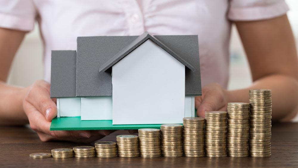 Στήριξη ιδιοκτητών ακινήτων ανάλογα με τη μείωση εισοδήματος