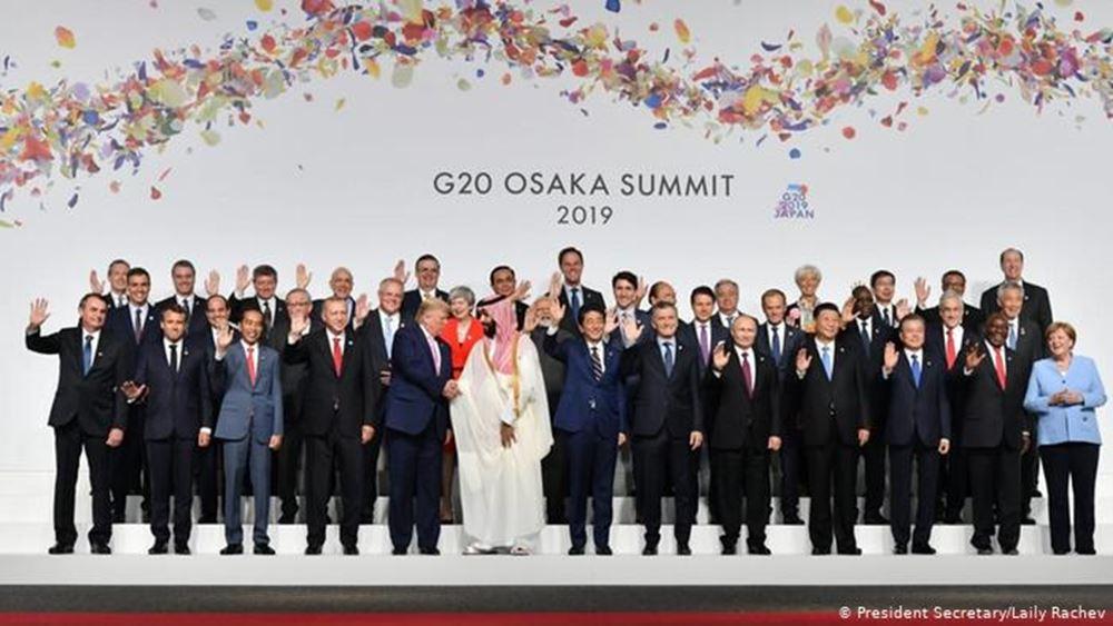 G20: Συμβιβασμός στον ελάχιστο κοινό παρανομαστή για το κλίμα