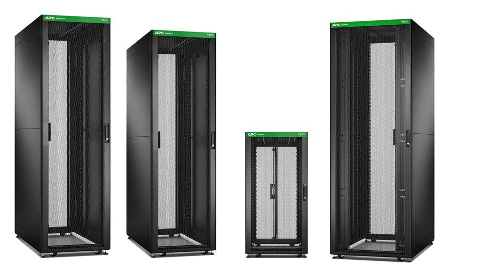 Η Schneider Electric ανακοινώνει τη διαθεσιμότητα της σειράς Easy Rack στην ευρωπαϊκή αγορά