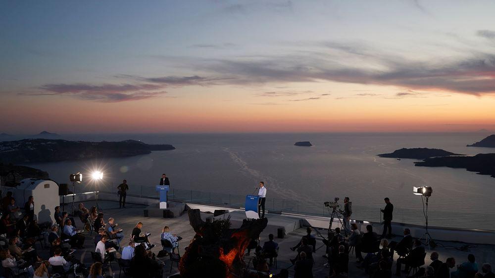 Γερμανική τηλεόραση: Ο τουρισμός στην Ελλάδα ξεκινά