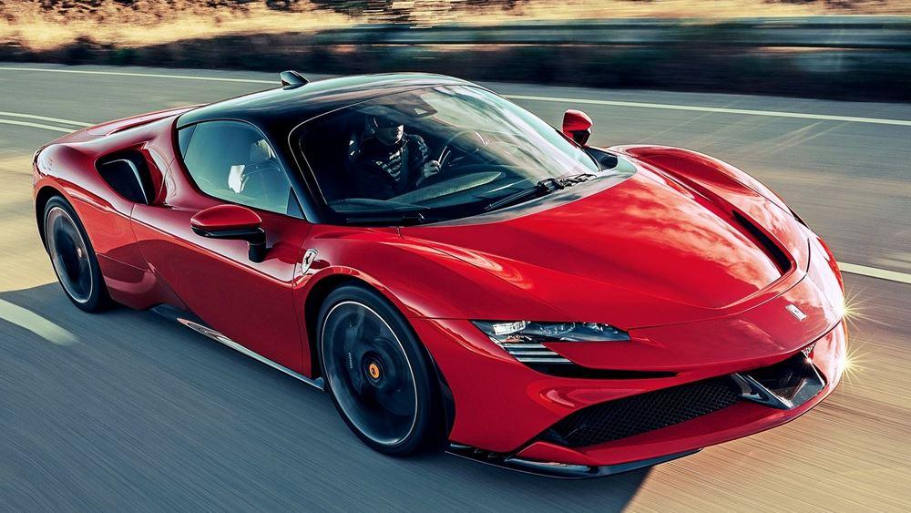 Κέρδη για την Ferrari στο τρίτο τρίμηνο