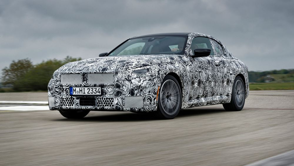 Προ των πυλών η νέα BMW Σειρά 2 Coupe