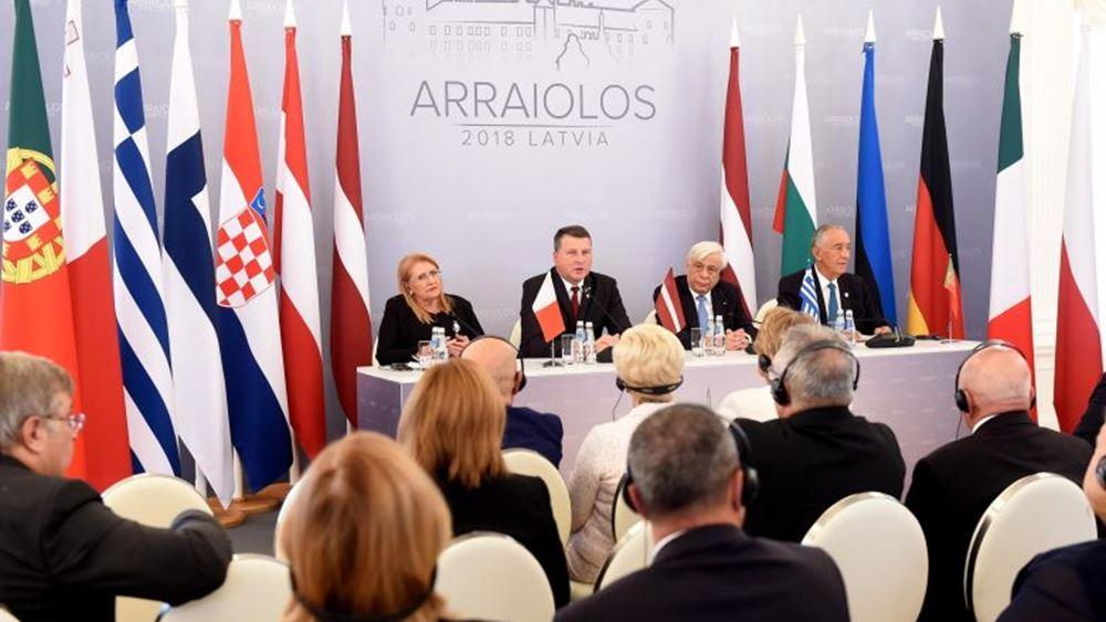 """Πραγματοποιείται σήμερα στο Ζάππειο Μέγαρο η 15η Άτυπη Σύνοδος του """"Arraiolos Group"""""""
