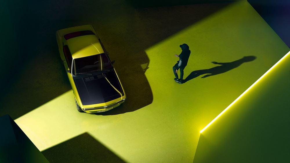 Το θρυλικό Opel Manta γίνεται ηλεκτρικό
