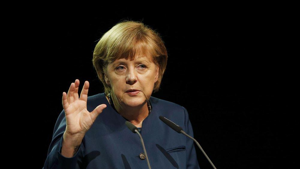 Η απώλεια ψυχραιμίας έφερε το ταξίδι Merkel στην Άγκυρα