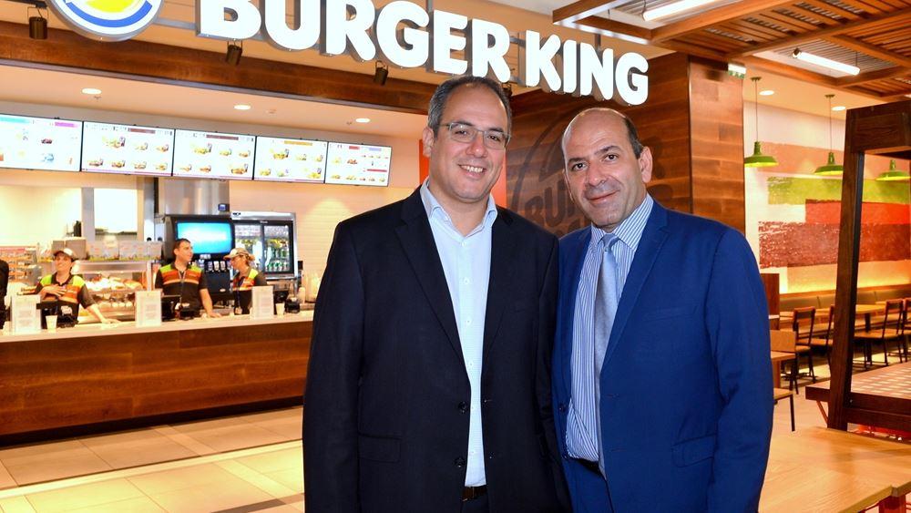Στο αεροδρόμιο της Ρόδου το πρώτο Burger King στην Ελλάδα