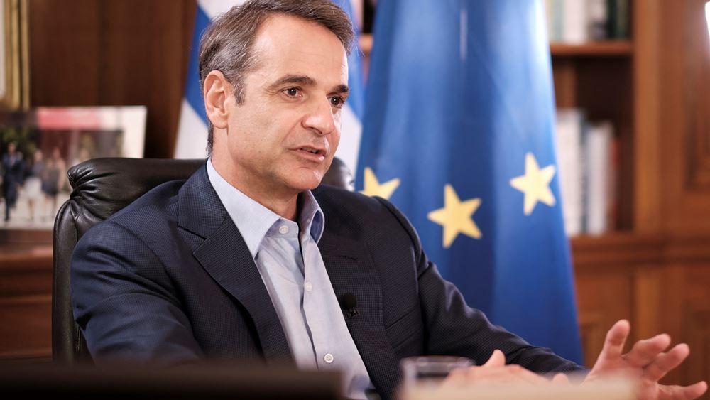 Στη Σύνοδο Κορυφής θέτει την προκλητικότητα της Άγκυρας ο Κ. Μητσοτάκης