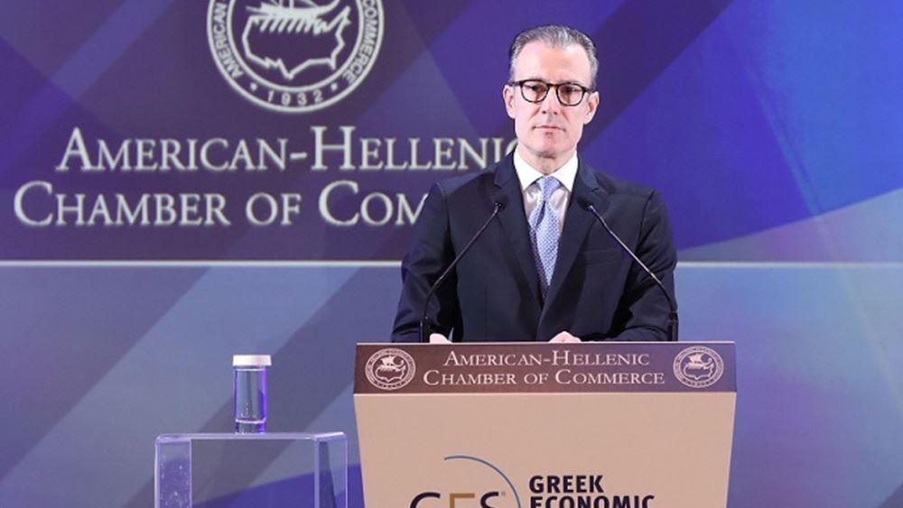Μπακατσέλος στο 30th Annual Greek Economic Summit: Γυρίσαμε το παιχνίδι κόντρα στις προβλέψεις