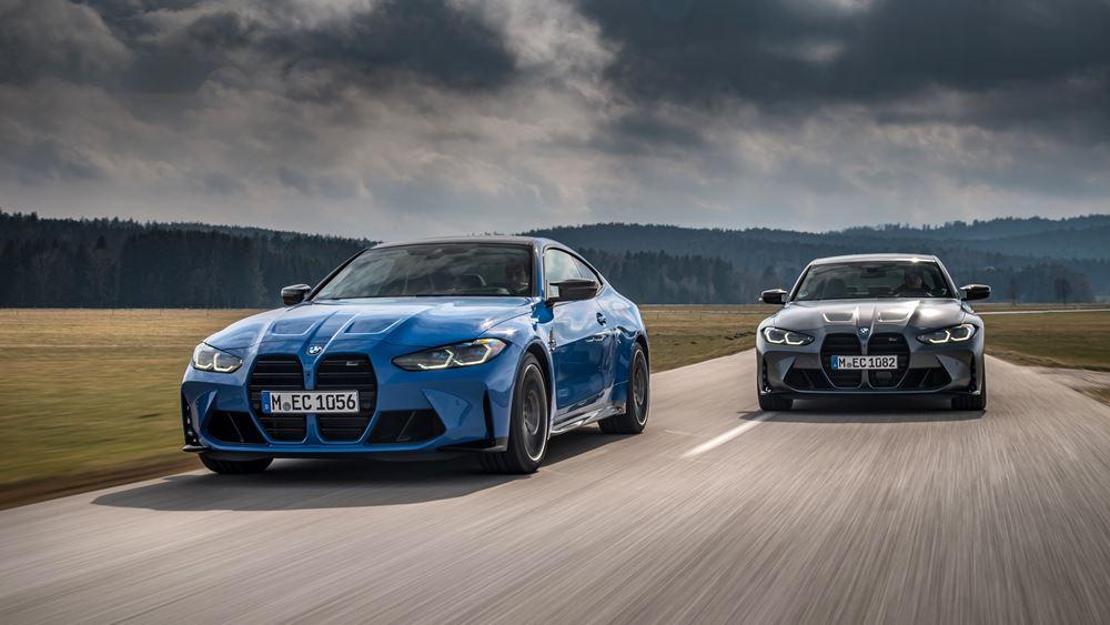 Οι νέες BMW M3 και M4 με σύστημα τετρακίνησης M xDrive