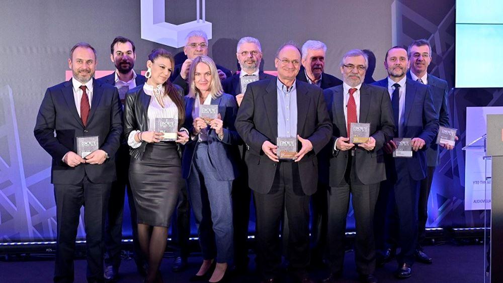 Δώδεκα βραβεύσεις για τον Όμιλο AVAX