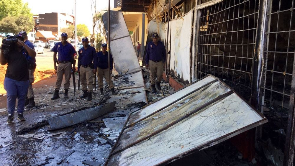 Ν. Αφρική: Πέντε νέκροι από τα επεισόδια ξενοφοβικής βίας σε Γιοχάνεσμπουργκ και Πρετόρια
