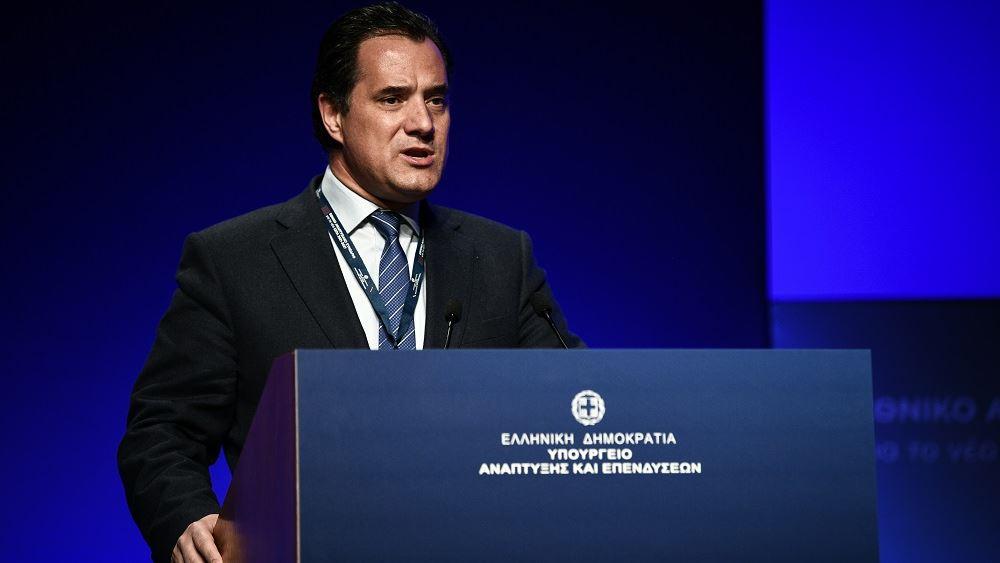 Αδ. Γεωργιάδης: Περιμένουμε σημαντικές επενδύσεις στη βιομηχανία από τις ΗΠΑ
