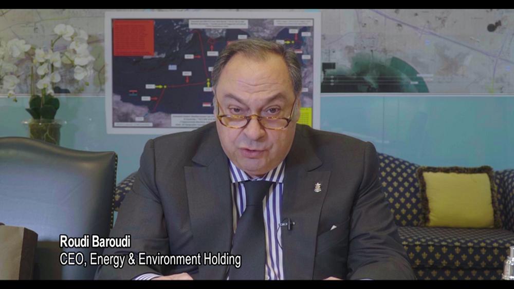 Baroudi: Μόνο τα συμφωνηθέντα σύνορα μπορούν να απελευθερώσουν το υποθαλάσσιο αέριο