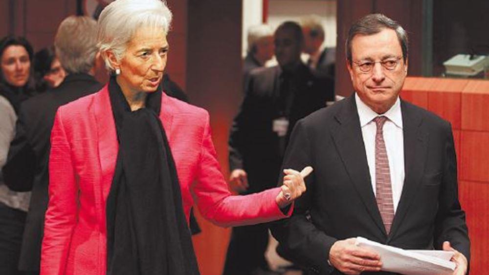 """Πώς επηρεάζουν την Ελλάδα οι """"αλλαγές"""" που φέρνει η Λαγκάρντ"""