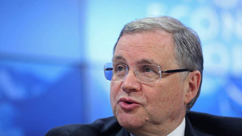 Visco (ΕΚΤ): Δεν μπορούμε να ρισκάρουμε να χάσουμε τον έλεγχο των τιμών