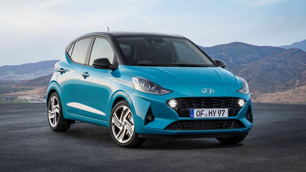 Νέα γενιά Hyundai i10