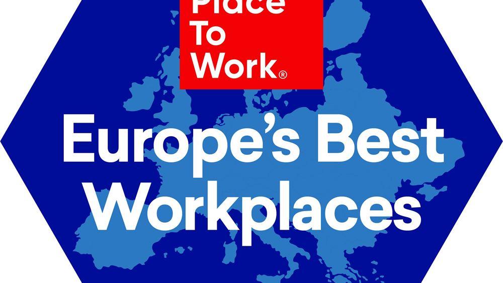 Στις εταιρείες με το καλύτερο εργασιακό περιβάλλον στην Ευρώπη η  AbbVie