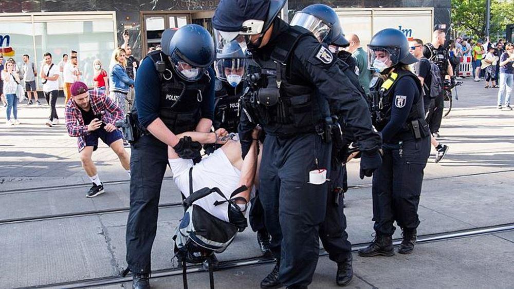 Γερμανία: Οι αντιρρησίες της καραντίνας θα εισάγονται υποχρεωτικά σε νοσοκομείο στη Βάδη-Βυρτεμβέργη