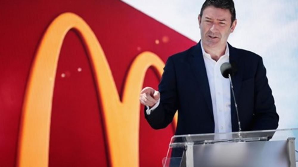 H McDonald΄s μηνύει τον πρώην CEO της για απάτη σχετικά με τις σχέσεις που σύναπτε με μέλη του προσωπικού