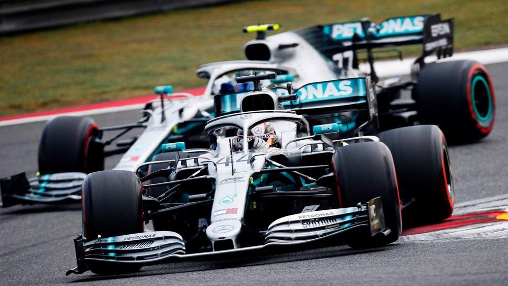 F1:Νίκη για τον Hamilton