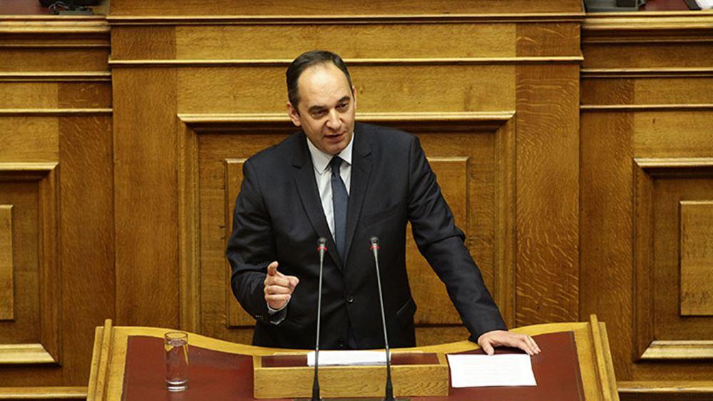 Πλακιωτάκης: Στηρίζουμε την πρόταση για υπογειοποίηση του ΗΣΑΠ στον Πειραιά