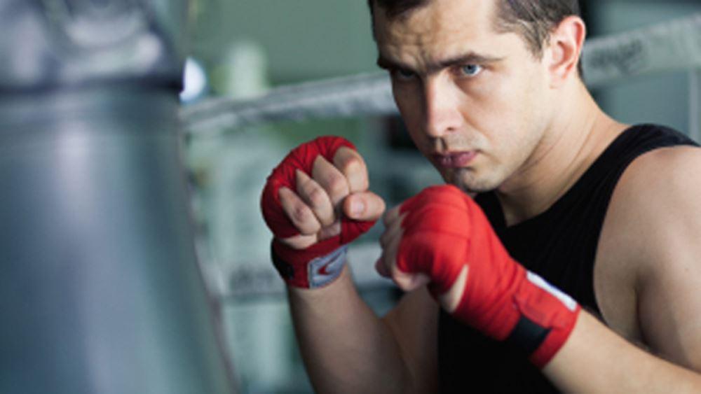Εκτονωθείτε και γυμναστείτε με kick boxing