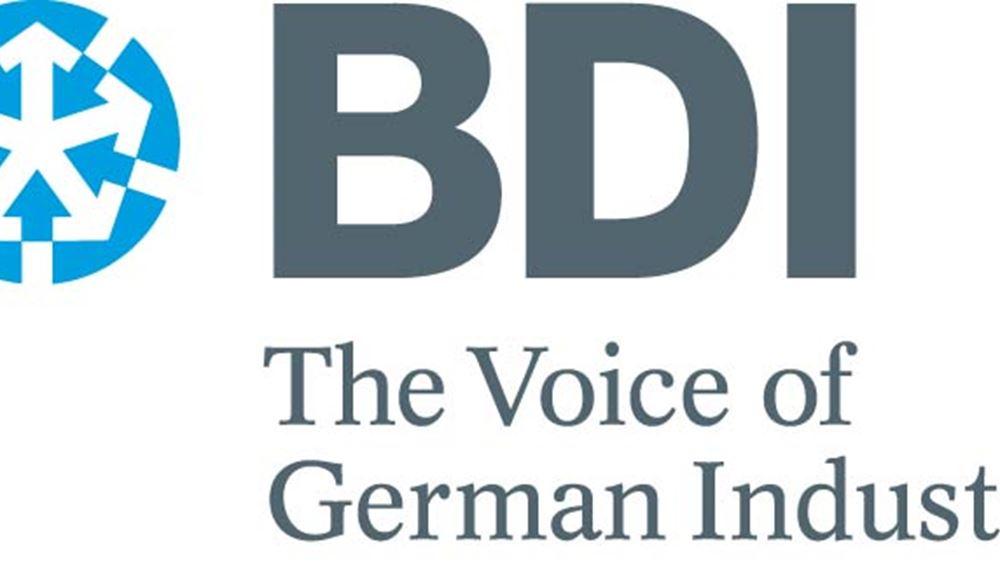 BDI: Αναμένει ανάπτυξη της οικονομίας της Γερμανίας 3,5% το 2021