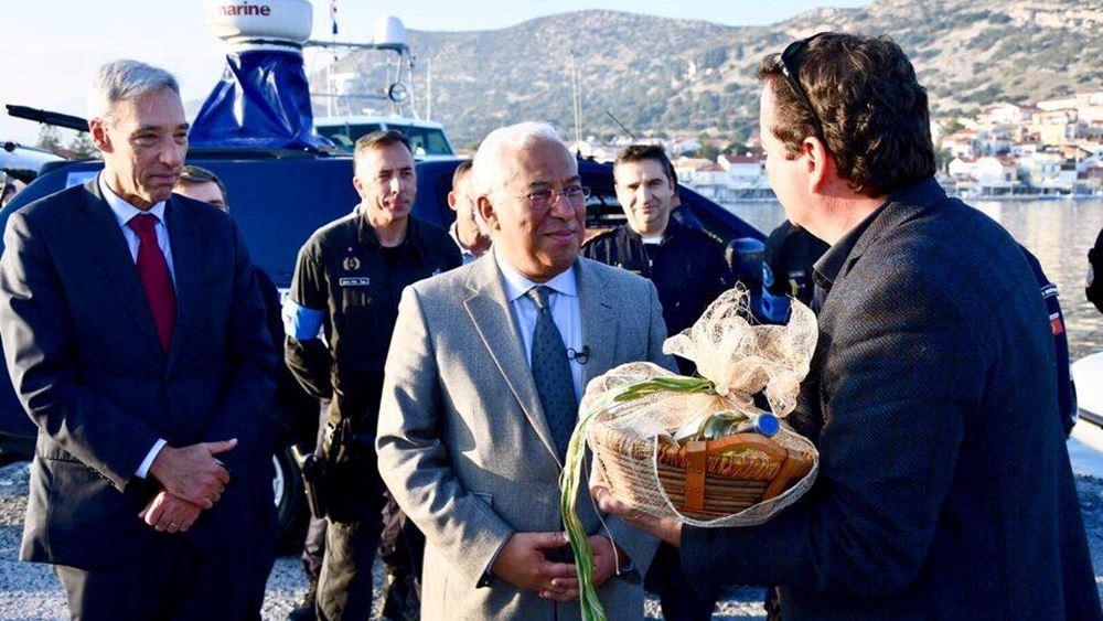 Επικοινωνία Φώφης Γεννηματά με τον Πορτογάλο πρωθυπουργό