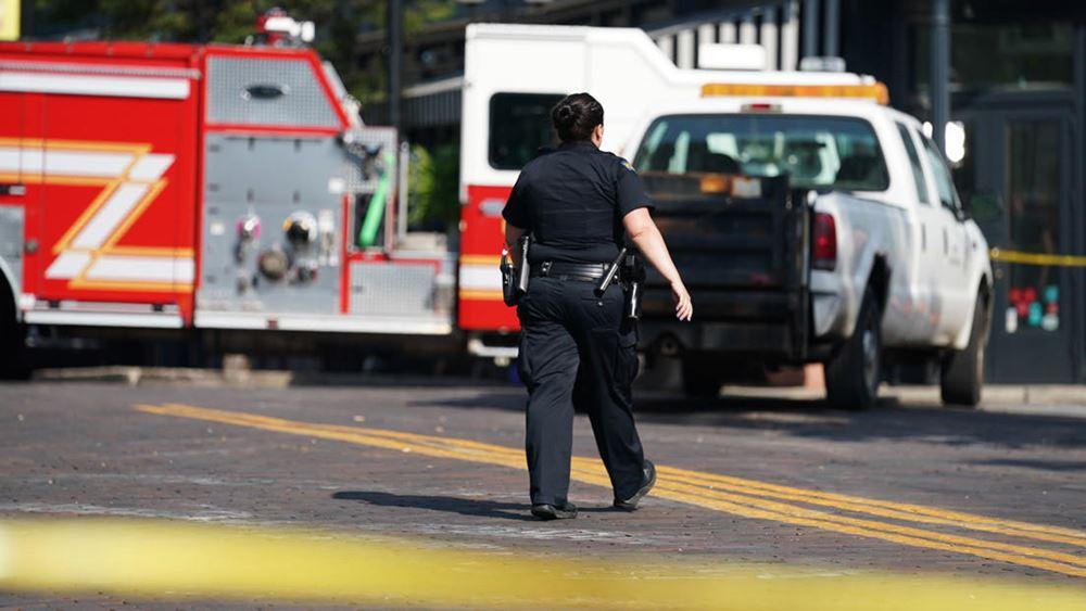 Άντρας έχει κλειστεί σε σπίτι και πυροβολεί κατά αστυνομικών στο Οχάιο