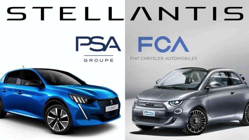 Ανοδικά η μετοχή της Stellantis, κολοσσού που προήλθε από τη συγχώνευση Fiat-Chrysler και PSA