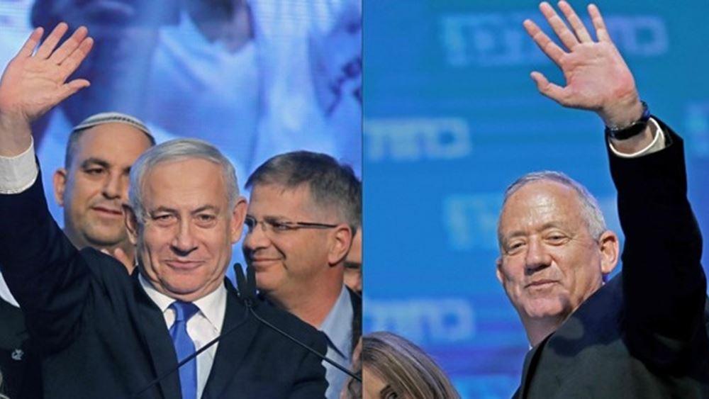 Ισραήλ: Συμφωνία Νετανιάχου-Γκαντς για τον σχηματισμό κυβέρνησης έκτακτης ανάγκης