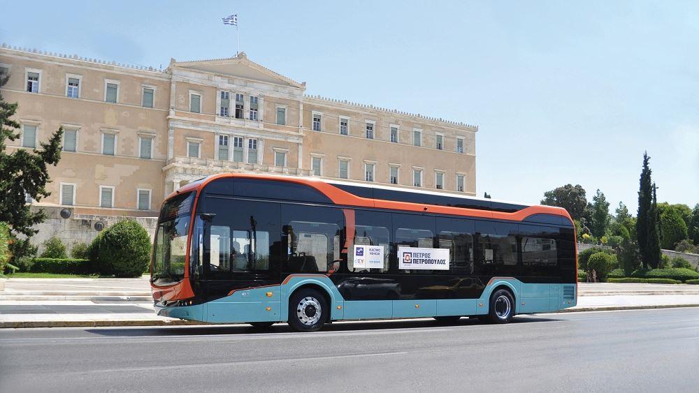 BYD: Η κορυφαία εταιρεία ηλεκτροκίνησης τώρα και στην Ελλάδα από την Πέτρος Πετρόπουλος