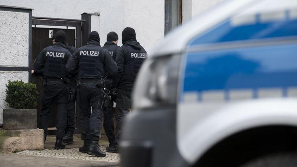Γερμανία: Συμφωνία τοπικής κυβέρνησης να φέρουν οι αστυνομικοί του Βερολίνου κάμερες