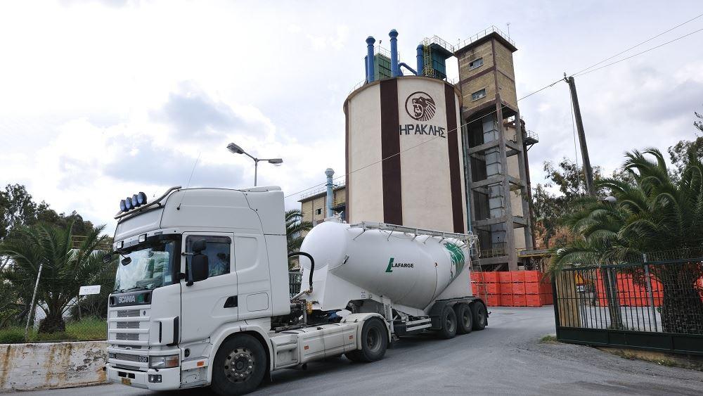 Όμιλος Ηρακλής: Περαιτέρω μείωση των εκπομπών CO2 και αύξηση της χρήσης εναλλακτικών καυσίμων