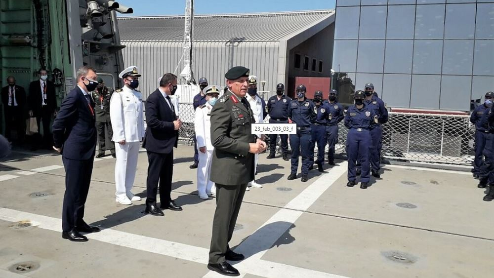 Ολοκληρώθηκε η επίσκεψη του αρχηγού ΓΕΕΘΑ στα ΗΑΕ