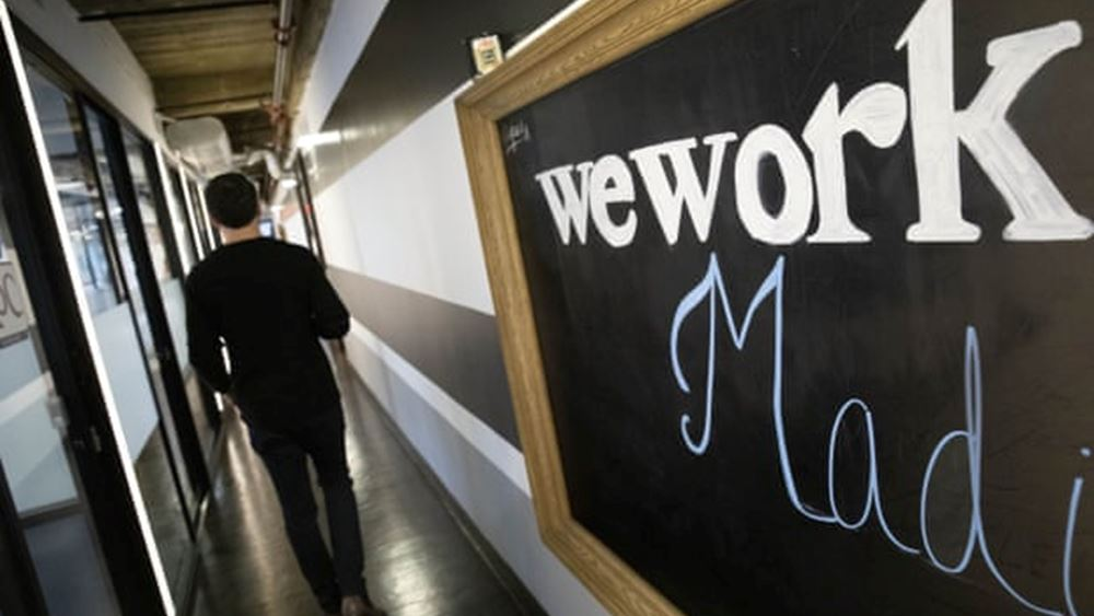 WeWork: Στόχος του νέου προέδρου το turnaround και η κερδοφορία ως το 2021