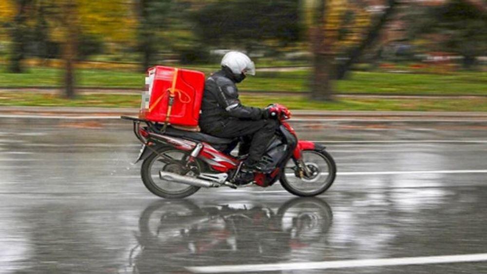 Πολιτική Προστασία: Συνεχίζεται το delivery και το take away από τις 21.00 έως τις 05.00