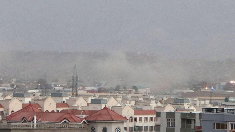 Καμπούλ: Επίθεση στο αεροδρόμιο με 'άρωμα' ISIS - Τουλάχιστον 40 νεκρoί και 120 τραυματίες